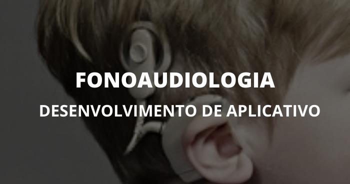 Aplicativo De Fonoaudiologia