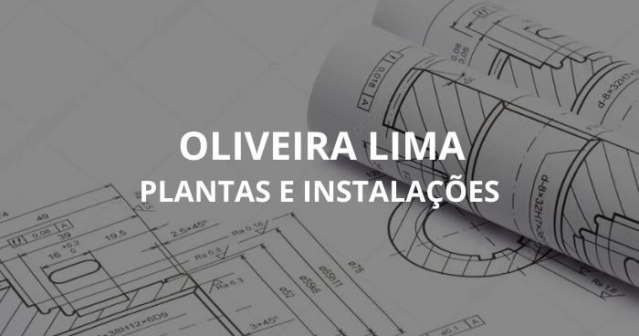 Plantas E Instalações Oliveira Lima