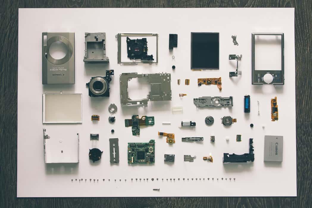 Estudo De Componentes