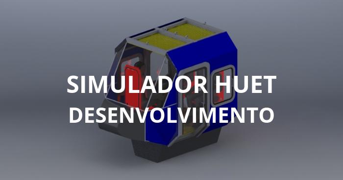 Capa do artigo do desenvolvimento de um simulador HUET