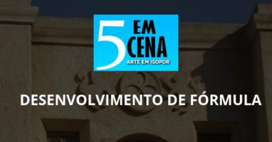 DESENVOLVIMENTO DE FORMULA