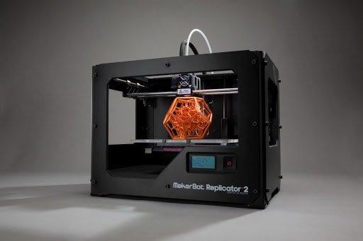 O Uso Da Impressão 3D Nas Grandes Indústrias