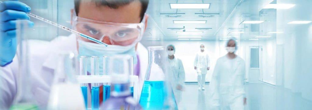 desenvolvimento de produto químico