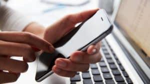 usabilidade no celular