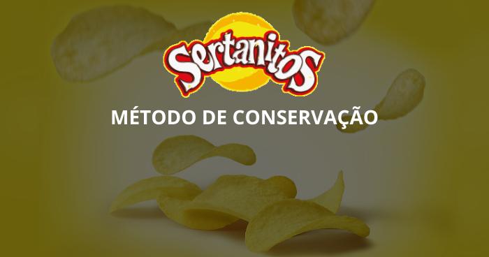 Métodos De Conservação - Sertanitos