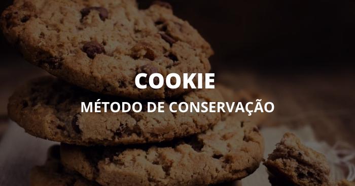 Método De Conservação Cookie