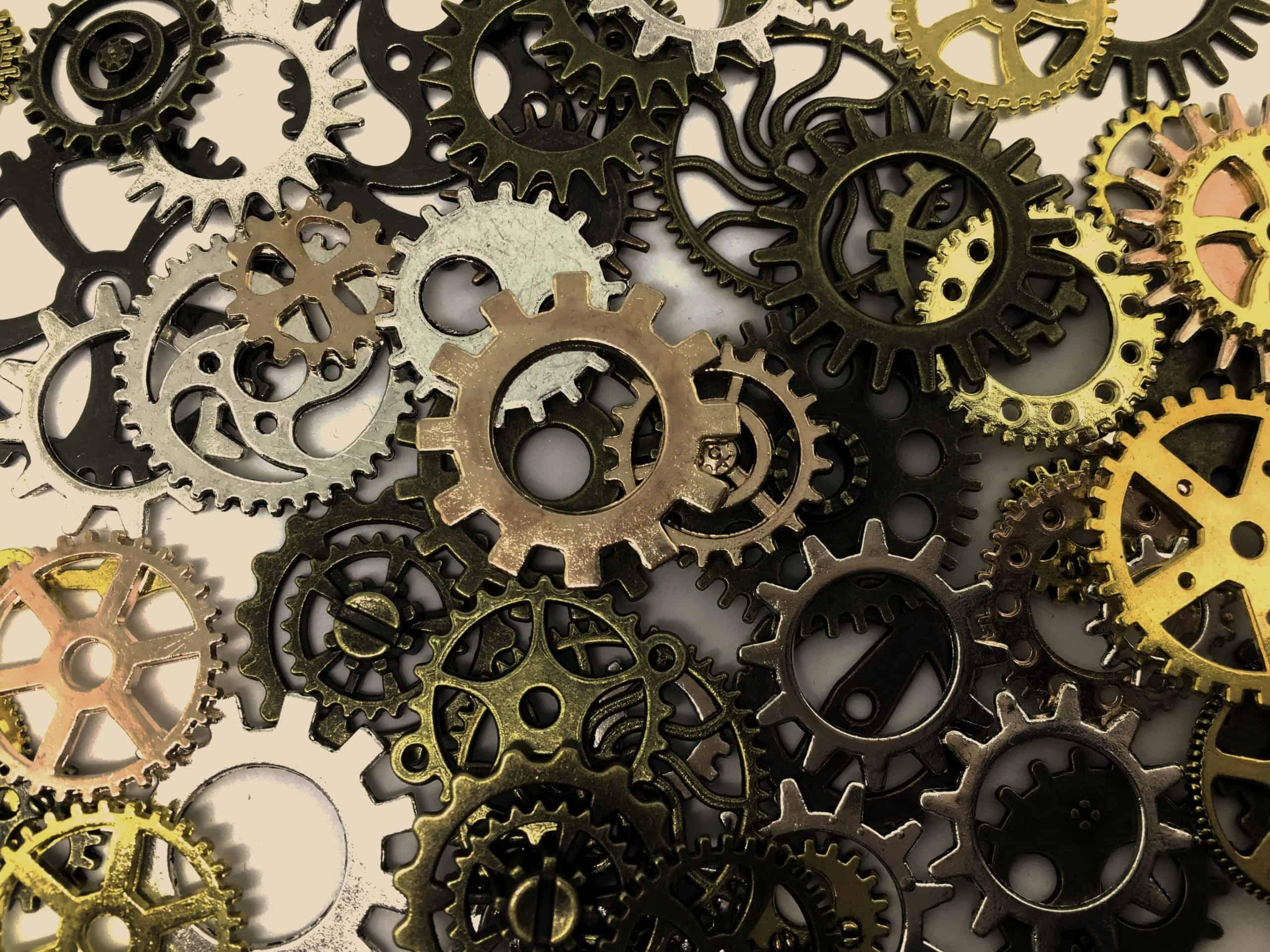 Engrenagens-de-projeto-mecanico