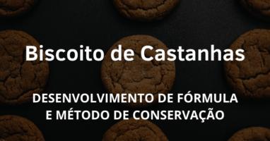 Fórmula Biscoito De Castanhas