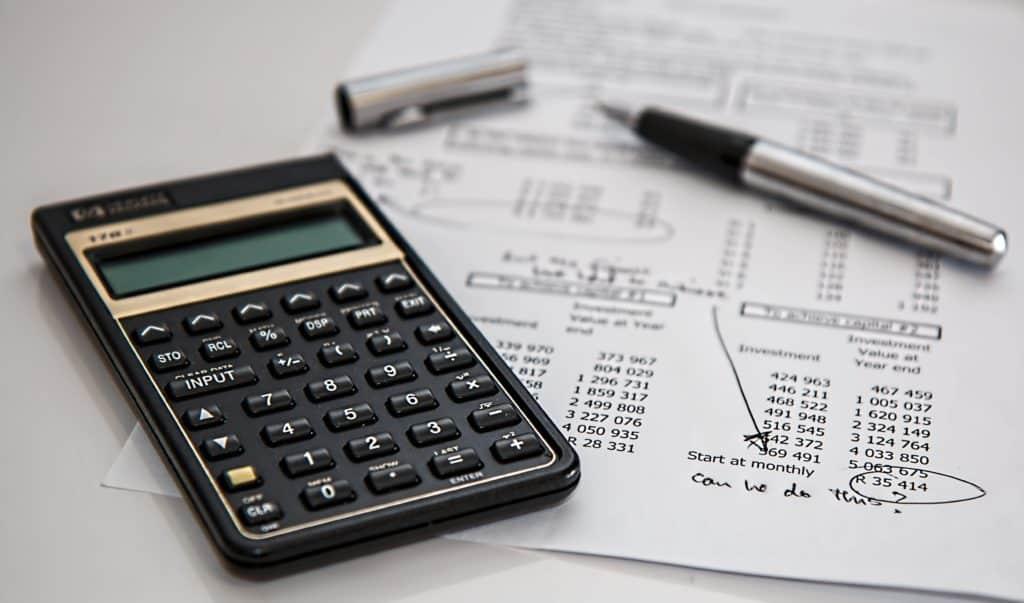 calculando custos de produtos