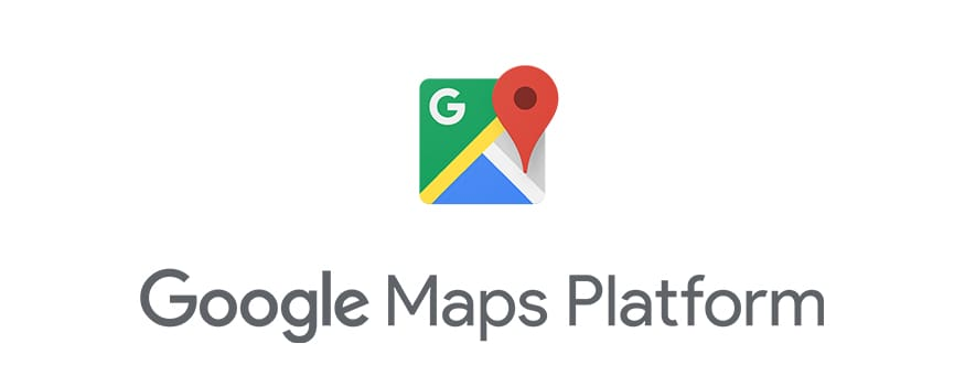 logo do google maps platform
