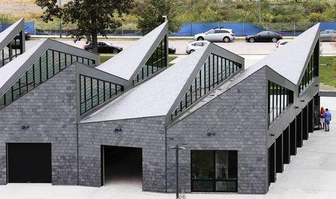 shed em estrutura