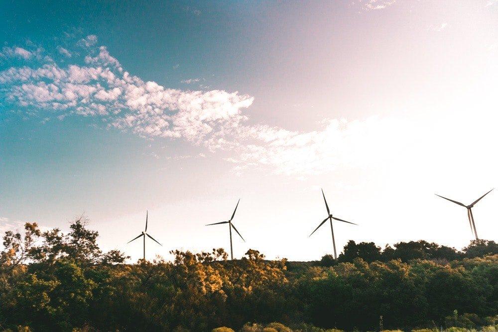 Ambiente Com Fontes De Energias Renováveis
