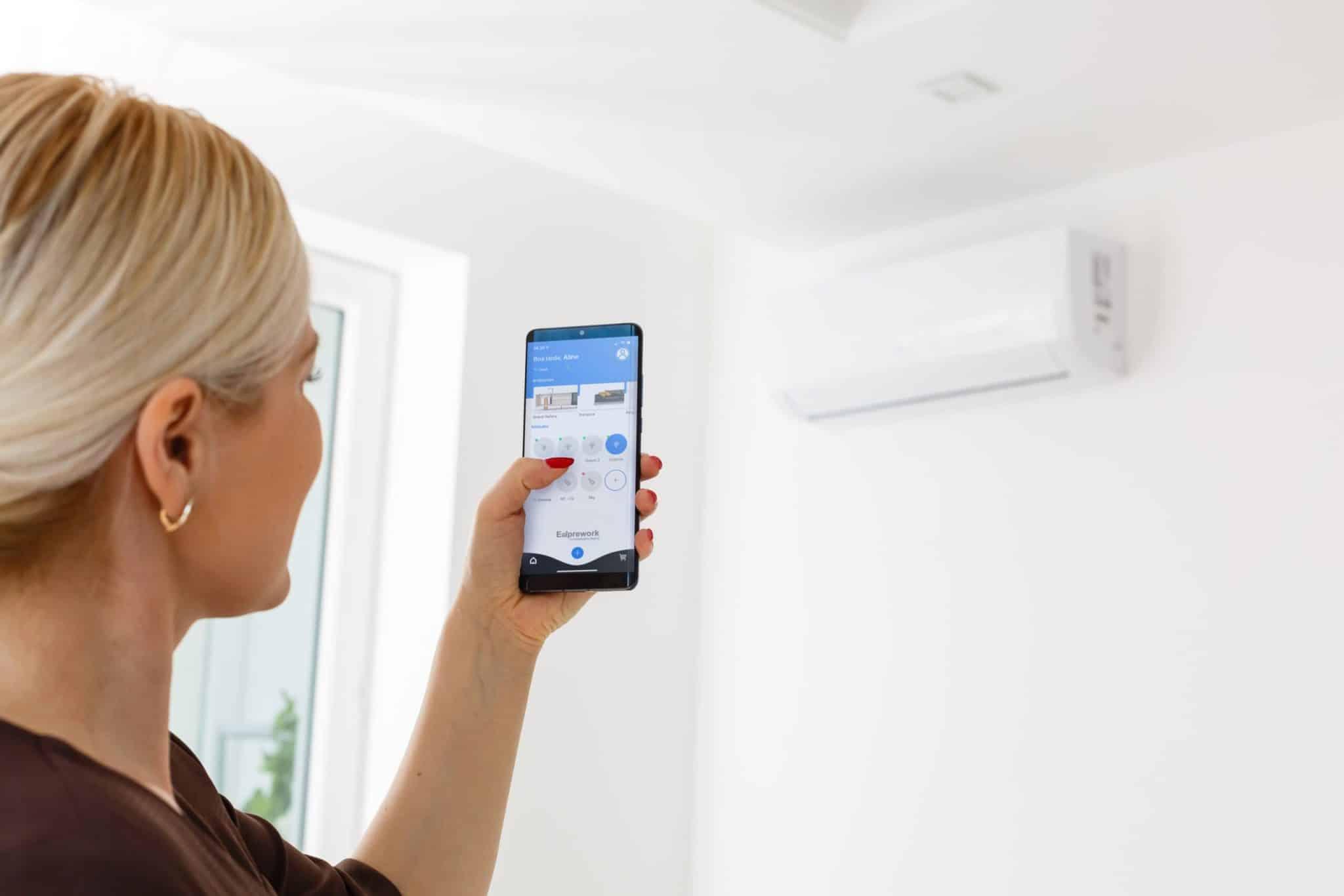 redução dos gastos com ar-condicionado